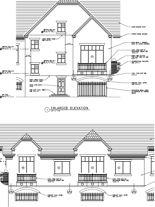 Residential Elevation 2